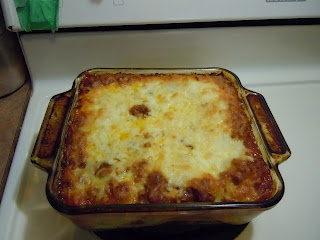 Living Well / Eating Well after VSG: Low carb Lasagna!