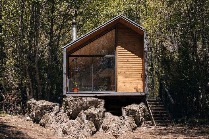 15 moderne Mini Häuser – Beeindruckende Wohnungen im Kleinformat