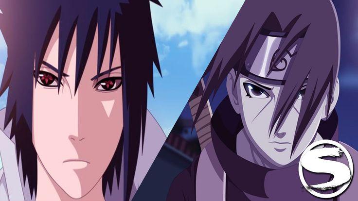 Rap de Itachi/Sasuke (Naruto) | Saikore RapSquad 02 [ft Doble Cero]