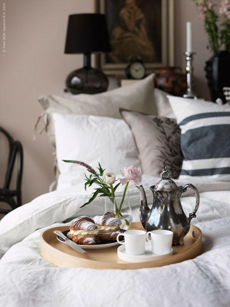 Buongiorno a tutti. Buona domenica. Oggi colazione a letto… Mv⚠️