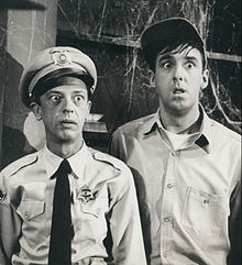 Barney Fife. Keeping the world safe, one bullet at a time.