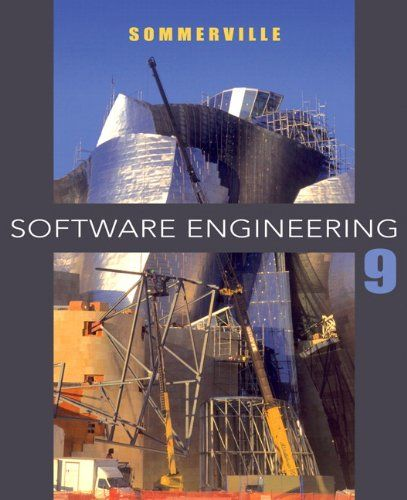 I'm selling Software Engineering (9th Edition) by Ian Sommerville. - $20.00 #onselz