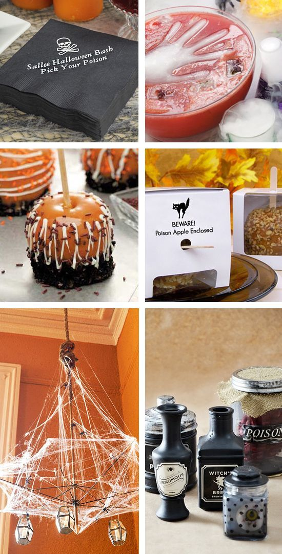 halloween party decorations ideas my wedding reception ideas - Halloween Wedding Table Decorations