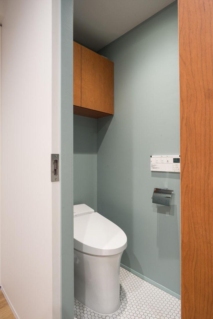 お手洗い(たまプラーザのリノベーション(横浜市青葉区)) - バス/トイレ事例|SUVACO(スバコ)