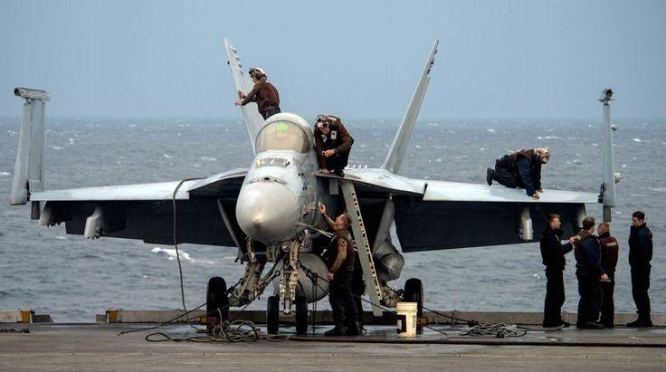 US fighter jets intercept Russian bombers near Korean Peninsula - News - Stripes 11/01/17