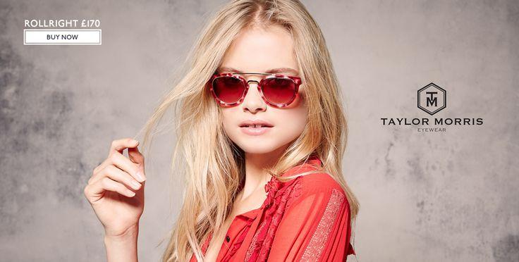 Taylor Morris Eyewear | Luxury British Sunglasses