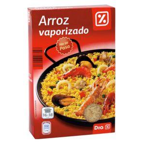 DIA arroz vaporizado caja 1 kg