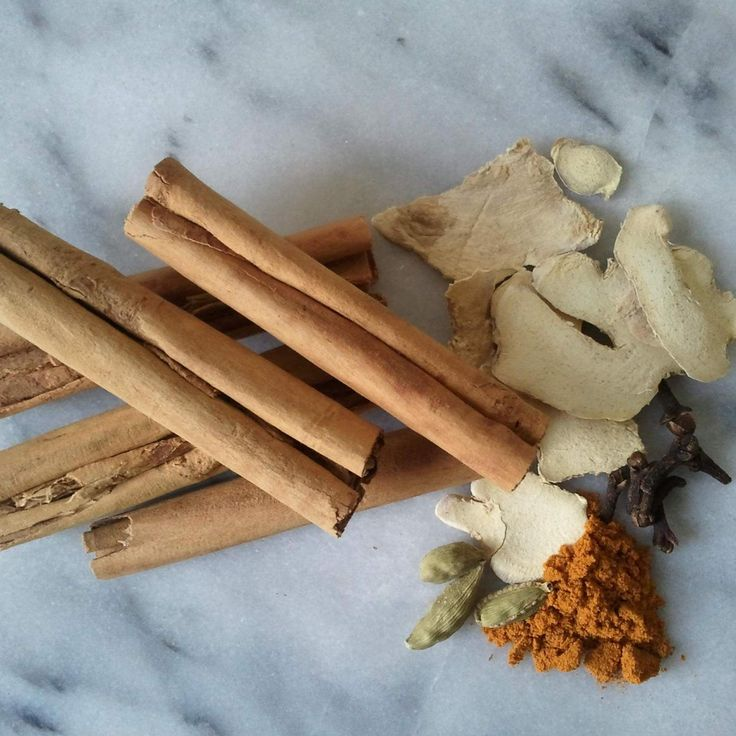 Recipe Chai Spice Mix by SarahHamshere - Recipe of category Basics