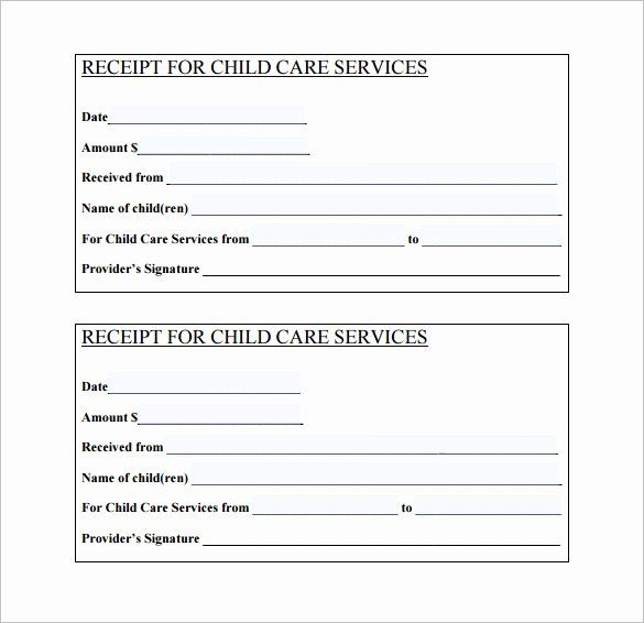 Child Care Invoice Template New Child Care Centre Newsletter Template Templates Resume Receipt Template Invoice Template Free Receipt Template