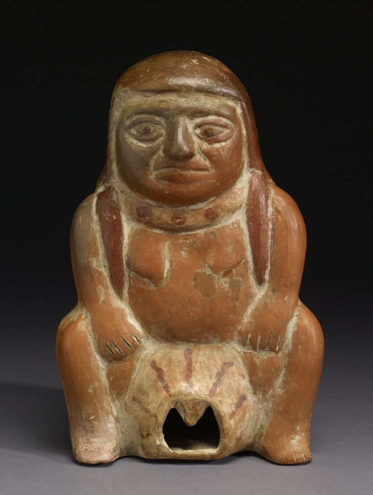 258 best images about precolumbian peru moche vessels on