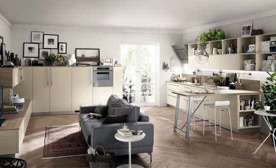Italian Kitchen Cabinets | Scavolini USA Official Site