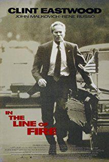 In the Line of Fire (1993) sa prevodom