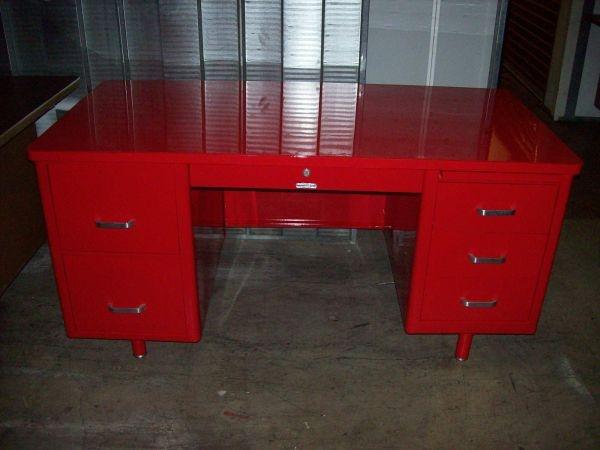 Red Tanker Desk Desk Design Ideas