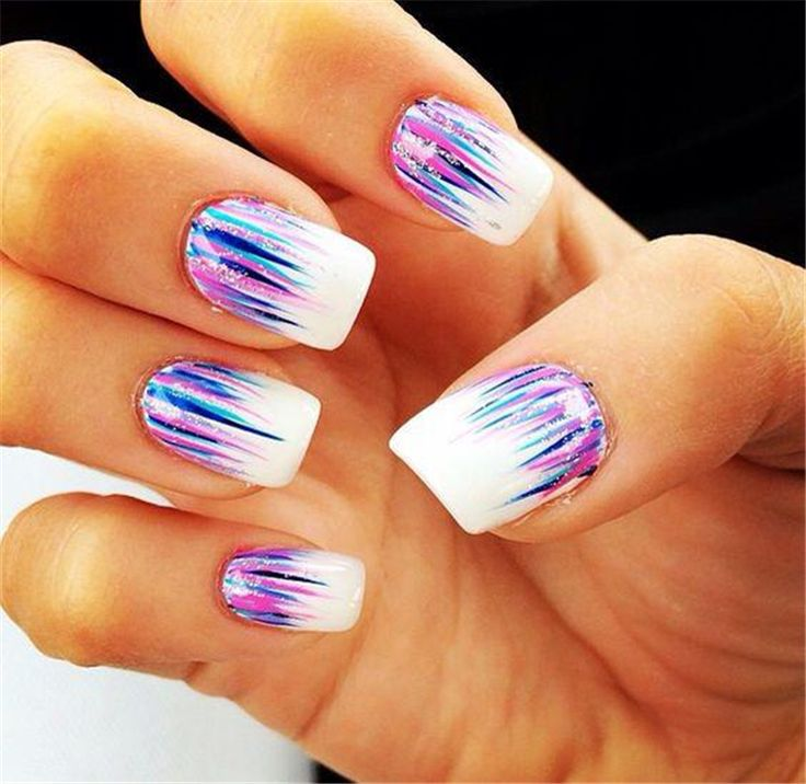 simple and easy ombre waterfall