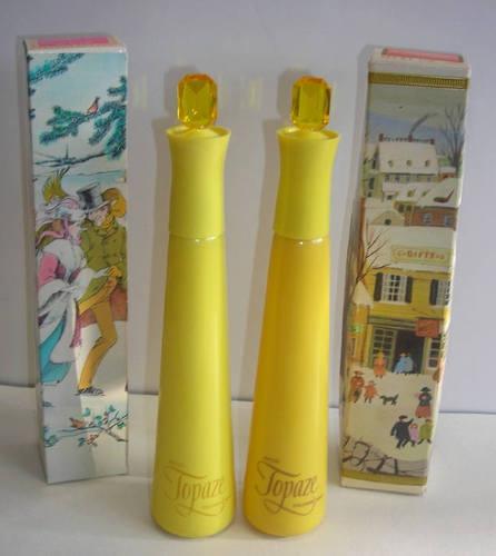 Topaz, a classic fragrance by Avon