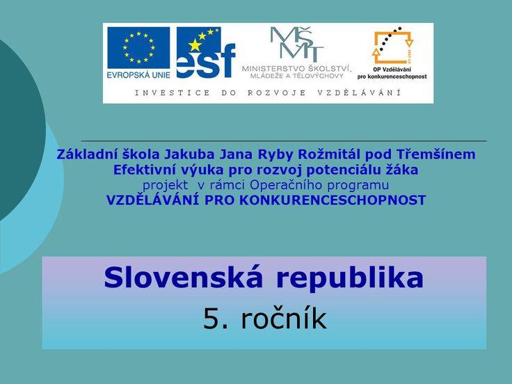 """Hledat """"slovensko"""" na SlidePlayer"""