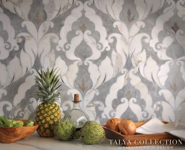 Rumi, Talya Collection By Sara Baldwin For Marble Systems   Kitchen Tile    Dc Metro