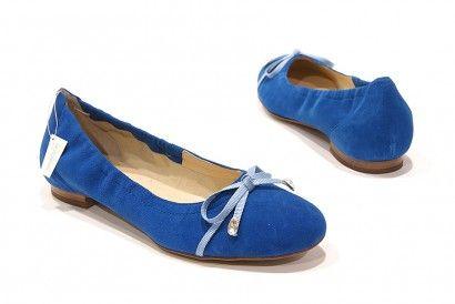 Baleriny 3-101912 BLUE #HOGL cena 249 zł