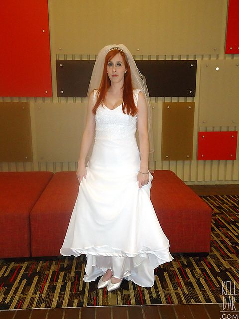 Kelldars Donna Noble Doctor Who Runaway Bride Costume From Dragoncon 2013
