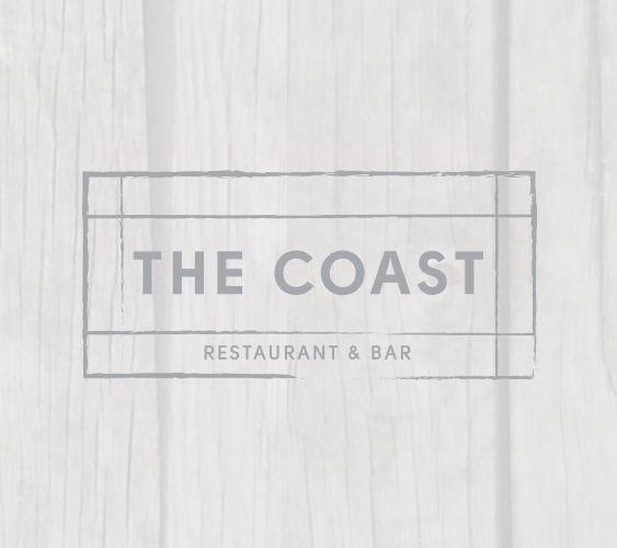 logo branded into wooden menus/tables/etc.