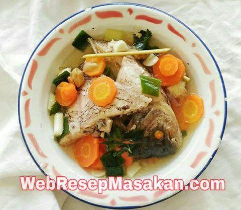 Resep Sup Ikan Gurame Asam Pedas