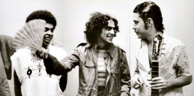 Gilberto Gil, Caetano Veloso & Chico Buarque