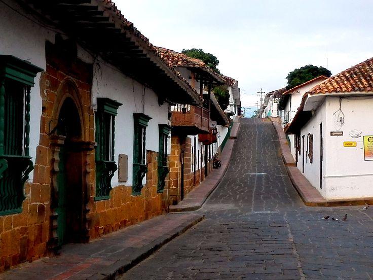 Barichara Cierto, el pueblo mas bello de Colombia