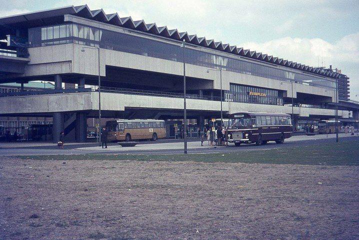 metro stations Zuidplein Rotterdam