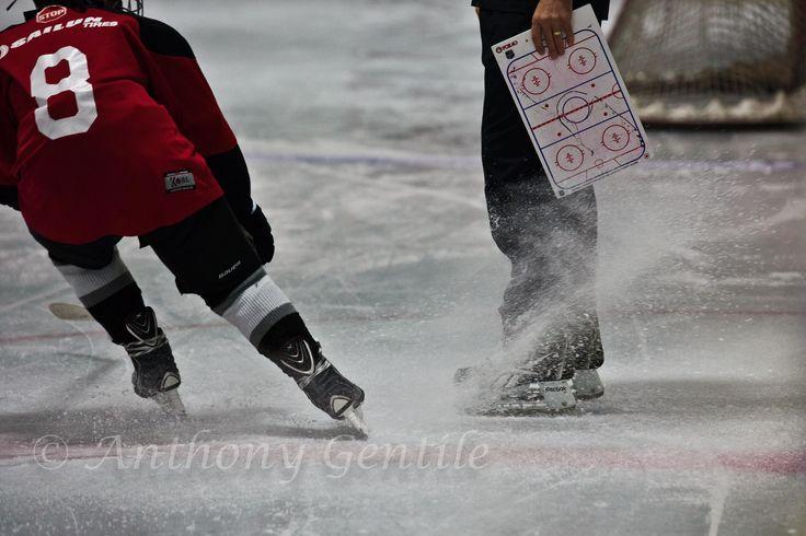 Stop! #hockey #ice #stop #8 #snow #anthonygentilephotography