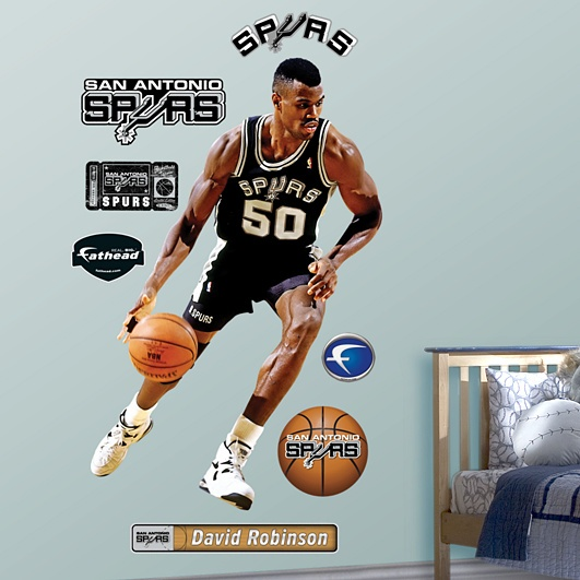 David Robinson, San Antonio Spurs