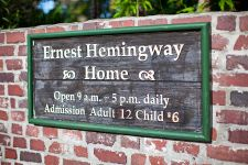 Ernest Hemingway House Key West