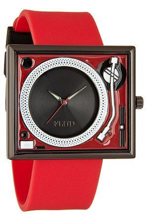 17 best images about men s watch collection michael the turntable watch in red by flud