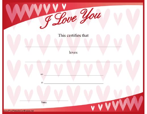 24 best church certificaes images on Pinterest Printable - printable certificate of attendance