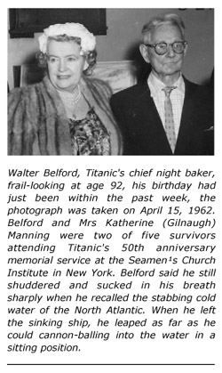 *TITANIC:   people of the titanic | ... of The Titanic Historical Society and Receive The Titanic Commutator