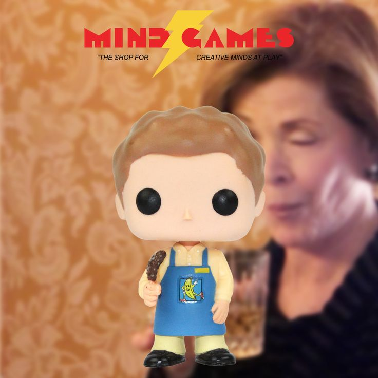 Bring the hilarity of the dysfunctional Bluth family from the TV screen right to your home with the POP Arrested Development George Michael Bluth Vinyl Figure! George Michael Bluth is a shy young man, who only seeks to live a normal life, even it includes his dysfunctional family. Have the 3 3/4 inches tall POP Arrested Development George Michael Bluth Vinyl Figure as your new companion, and he'll surely come out of his timid shell in no time!