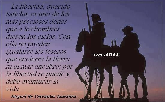 Don quijote :3