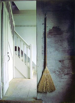Photo Contest Finalist - The flat broom, a Shaker innovation