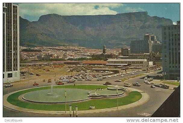 Old Cape Town - South Africa