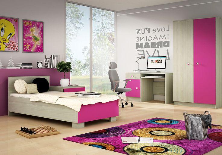 Domino elemes ifjúsági bútorcsalád