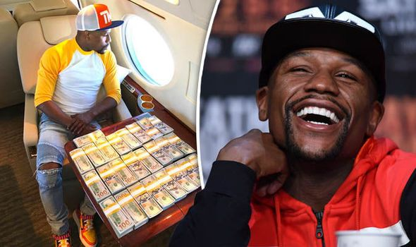 Floyd Mayweather net worth: How much is the boxer worth?