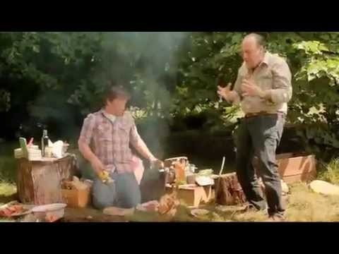 Jamie Olivers apple crumble
