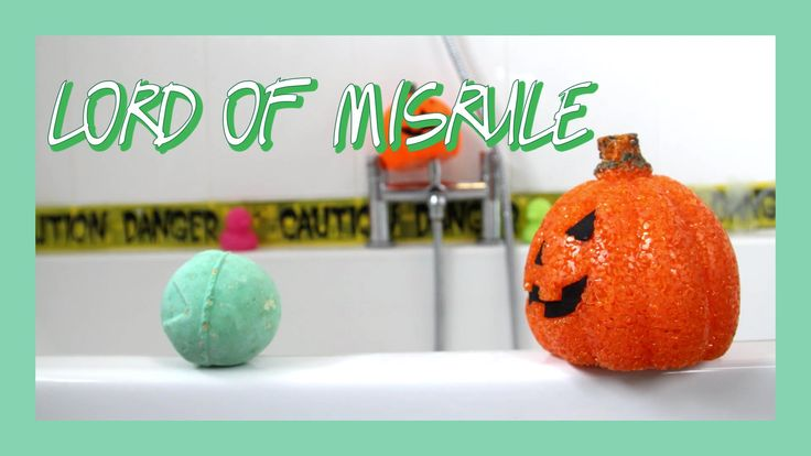 Thank you for watching my Lord of Misrule Bath Bomb Demo - Lush Cosmetics Halloween UK, one of the new Halloween products from Lush 2015! Let me know your th...