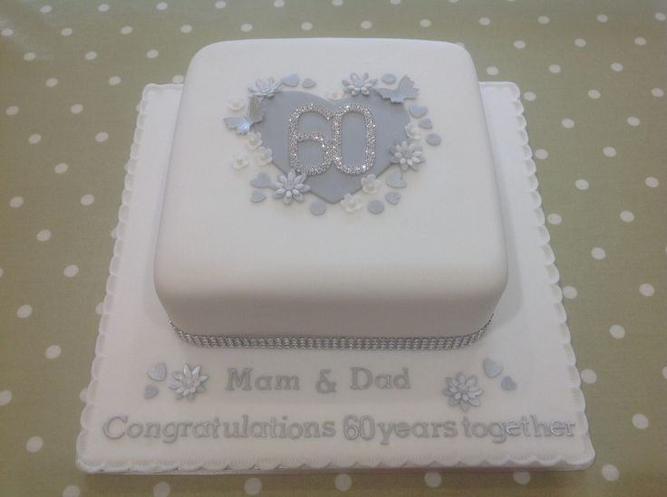 Monginis Cake Designs For Anniversary : diamond wedding anniversary cakes - Google Search bolos ...