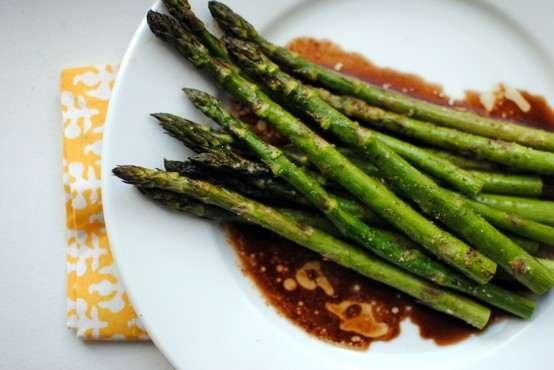 roasted asparagus