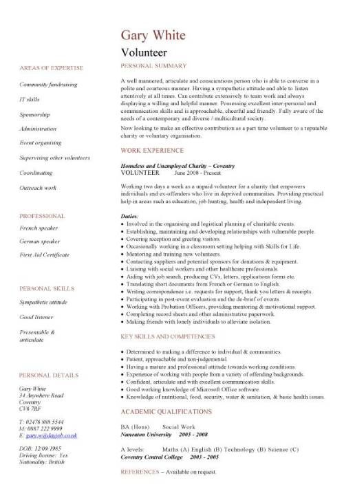 Best 25+ Best cv samples ideas on Pinterest Cover letter tips - hospitality resume templates