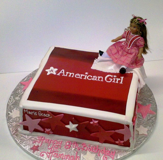 american girl birthday cake pics | Recent Photos The Commons Getty Collection Galleries World Map App ...