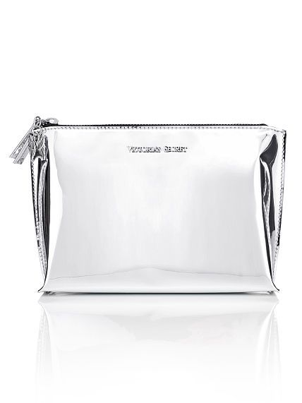 Holographic Large Makeup Bag - Victoria's Secret - Victoria's Secret