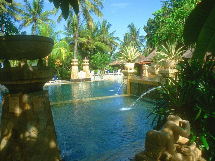 Novotel pool Tanjung Benoa