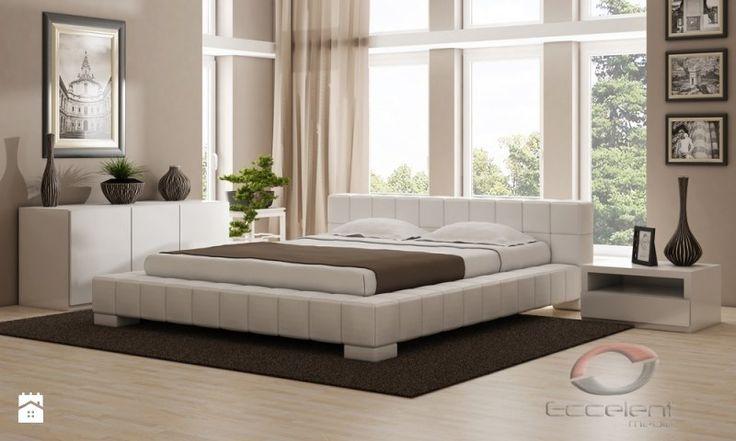 Produkt Łóżko tapicerowane CUBE oferowany przez firmę Eccelent