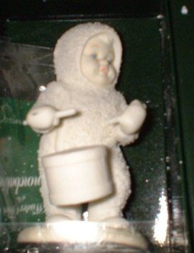 Amazon.com: Snowbabies, Dept 56 ,Shall I play for you: Everything Else